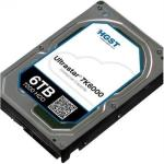 Hgst 0f22903 Ultrastar 7k6000 6tb 7200rpm Sas-12gbps 128mb Buffer 512e Se 35inch Internal Hard Drive Dell Oem