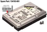 10GB Ultra ATA/66 IDE hard drive - 5,400 RPM, 3.5-inch form factor, 1.0-inch high Part 134193-001  , 203139-001