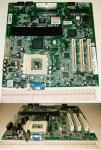 System board - With IEEE-1394 (FireWire), standard port - Does not include processor