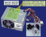 Power supply - 145 watts steady-state NO LONGER SUPPLIED