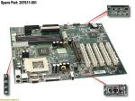Motherboard (system board) with IEEE-1394 (FireWire) - Does not include Pentium III processor NO LONGER SUPPLIED