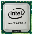 Dell 338-bhwf 2p Intel Xeon 18-core E5-4669v3 21ghz 45mb L3 Cache 96gt-s Qpi Speed Socket Fclga-2011 22nm 135w Processor Only (338-bhwf) System Pull