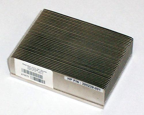 Hp - Processor Heatsink Proliant Bl35p Blade Server (395768-001) Used