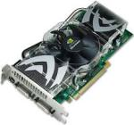 NVIDIA Quadro FX 4500 512MB PCIe graphics card - Hi-end 2D graphics board with 512MB GDDR3 SDRAM, dual 400MHz RAMDAC - ATX form factor - Requires one PCI-Express slot