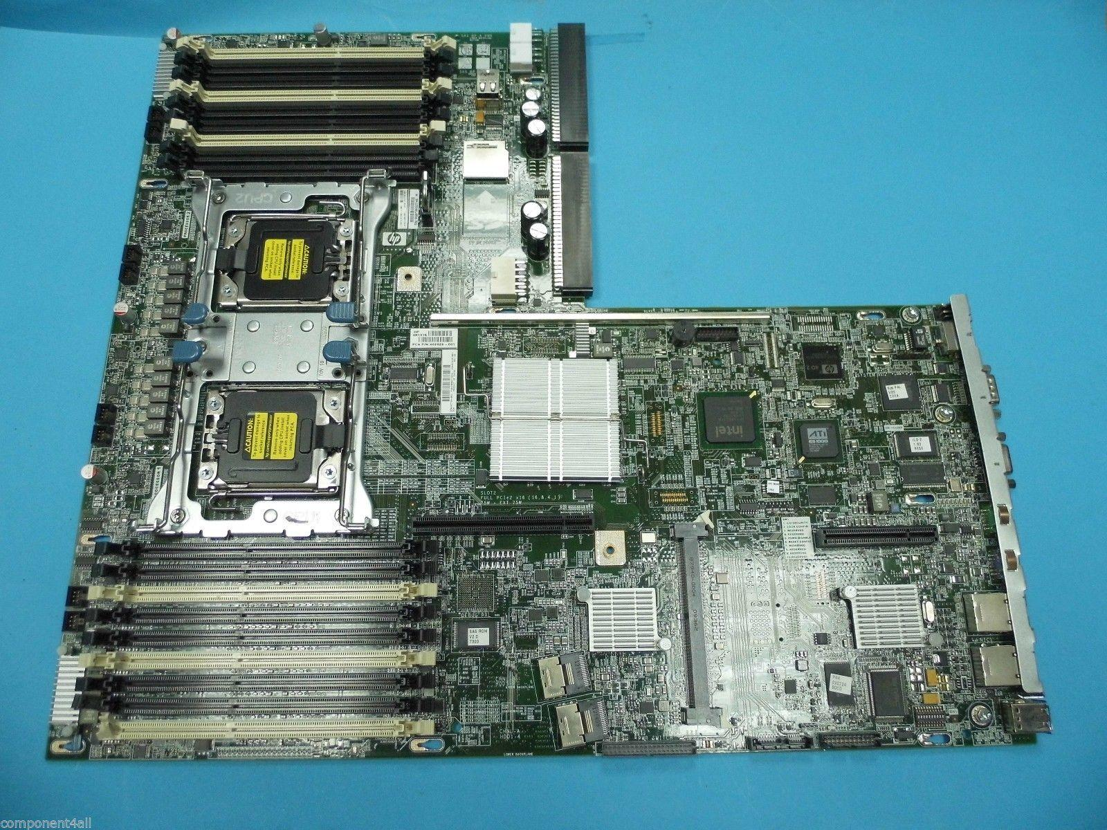 Hp 462629-001 System Board For Proliant Dl360 G6 Server