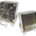 Processor heat sink assembly - With syringe and alcohol cleaning wipe - For high performance