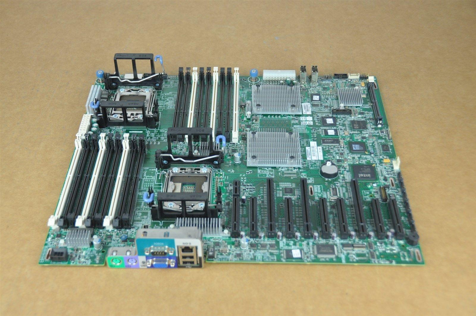 Hp 606200-001 System Board For Proliant Ml370 G6 Server