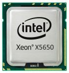 Intel Xeon Six-Core processor X5650 - 2.66GHz (Westmere, 1333MHz front side bus, 12MB Level-3 Cache, 95 Watt TDP)