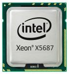 Intel Nehalem EP Xeon Quad-Core processor E5687 - 3.6GHz (1333MHz front side bus, 12MB Level-2 cache)