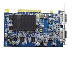 Video Card ATI Radeon 9600 Pro 64MB ADC/DVI for Power Mac G5 Single & Dual Processor