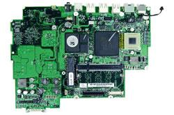 Logic Board iBook G4 14-inch Early 2004 1.2 GHz M9419LL 820-1606-A A1055