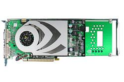 Card, Video, NVIDIA GeForce 7800 GT Power Mac G5 Late 2005 630-7472