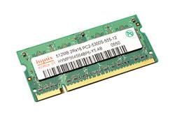 Memory, SDRAM, 512MB, DDR2 667,  SO-DIMM