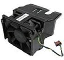 Front cooling fan assembly