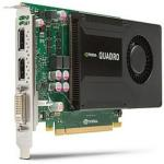 Hp - Nvidia Quadro K2000 Pci Express X16 2gb Gddr5 Sdram Graphics Card(766882-001)