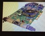 NVIDIA Quadro4 980 XGL AGP 8X graphics card (NV28GL based) - Midrange 3D graphics board with 128MB DDR SDRAM, dual 350MHz RAMDAC, one 3-pin mini-DIN stereo output, and two DVI-I analog/digital outputs - Requires one APG slot