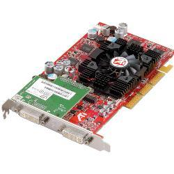PCIe ATI Radeon X1300 (RV516) graphics controller card - 256MB DDR2 SDRAM, dual-head - Low profile form factor - Includes bracket