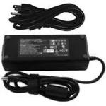 Ultraslim AC adapter - Delta, with power factor correction (PFC) - Input voltage 100-240VAC, 50/60Hz - Output voltage 19VDC, 3.95A, 75 watts - AC POWER CORD NOT INCLUDED!