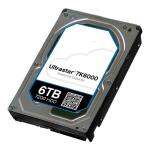 Hgst Hus726060al5211 Ultrastar 7k6000 6tb 7200rpm Sas-12gbps 128mb Buffer 512e Tcg 35inch Internal Hard Drive  With Mfg Warranty