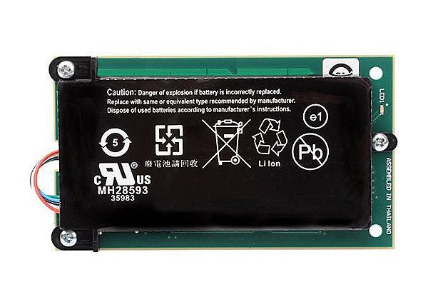 Lsi Logic L5-25125-05 Megaraid Lsiibbu05 36v 880mah Li-ion Raid Controller  Battery Backup Unit For 8888-8708-8704elp Rohs (ground Ship Only)