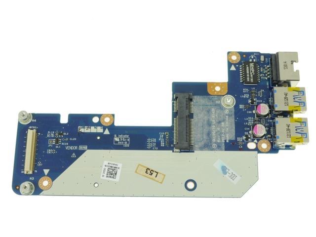 Dell Inspiron 15R (7520) USB IO Circuit Board - NO MSATA - MRDMM