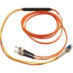 N422-03m Tripp Lite 3m (984ft) Fiber Optic Duplex Patch Cable