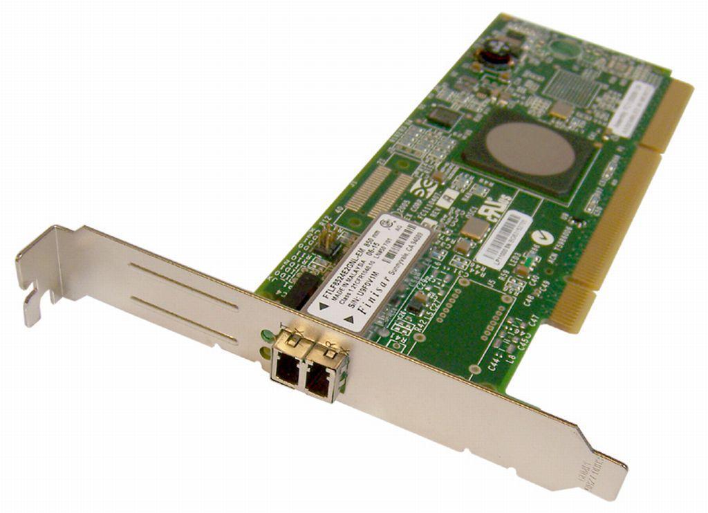 Emulex LightPulse LPe11002 Multi-mode PCI Express 4GB Host Bus Adapter