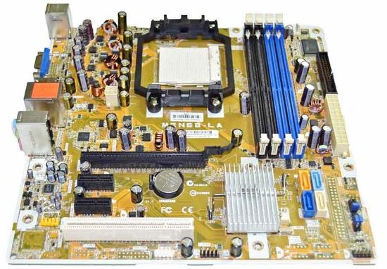 Dell Latitude D400 1 7GHz Motherboard WiTHOUT BIOS Chip - Y1210